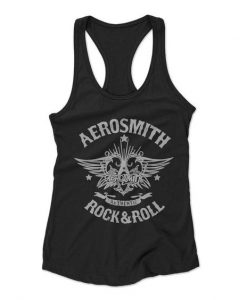 Aerosmith Rock And Roll Tanktop FD21J0