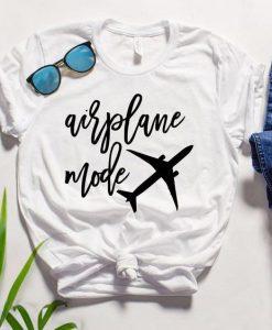 Airplane Mode T SHirt SR20J0
