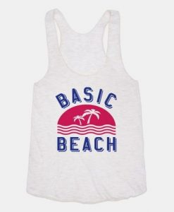 Basic Beach Tank Top SR21J0