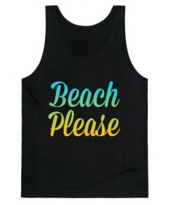 Beach Please TankTop DL27J0