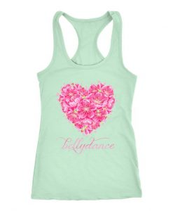 Belly Dance Heart Tanktop FD14J0