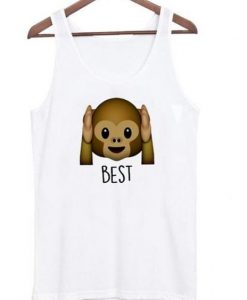 Best monkey TankTop DL27J0