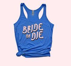 Bride Of Die Tanktop EL20J0