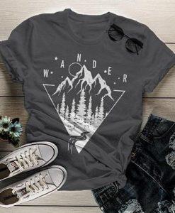 Women's Wander T-Shirt FD24J0