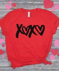 XoXo Love tshirt FD7J0