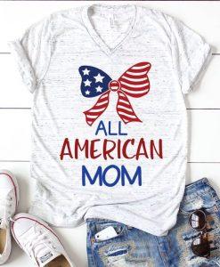 all american mom Tshirt FD27J0