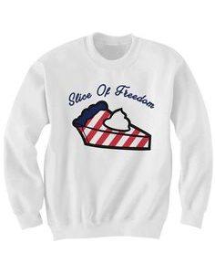 Slice Of Freedom Sweatshirt EL6F0