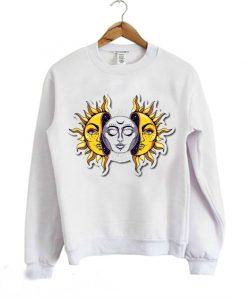Sun & Moon Sweatshirt FD4F0