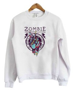 Zombie Freedom Fighters Sweatshirt FD4F0