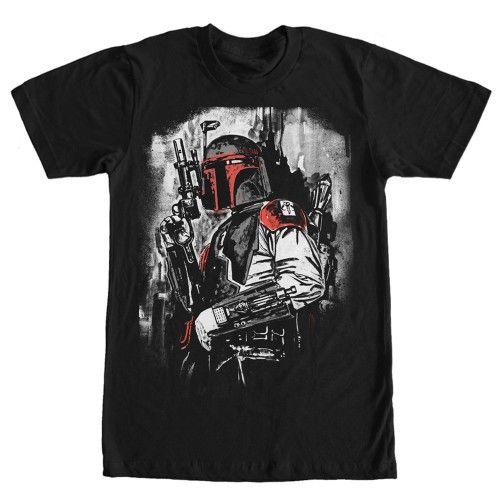 Boba Fett Stare T Shirt YT18M0