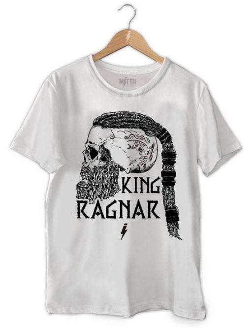 Camiseta King RagnarTshirt YT18M0