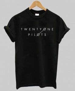 20 One Pilot T-Shirt ND18A0