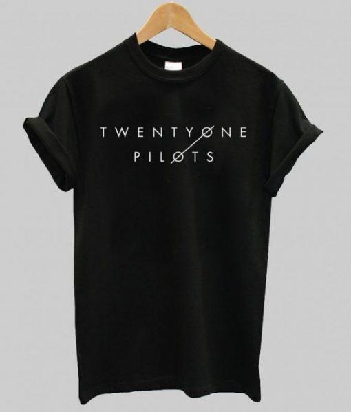 20 One Pilot T-Shirt ND18A0