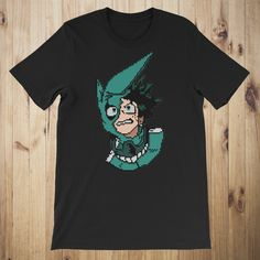 All Might Tshirt LE16A0