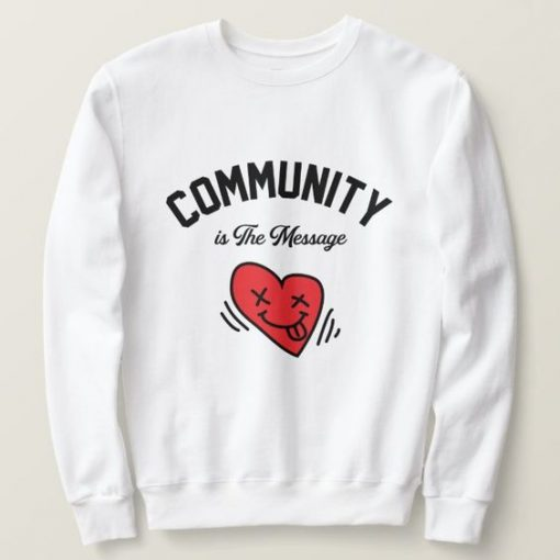 Community Sweatshirt TK27JN0