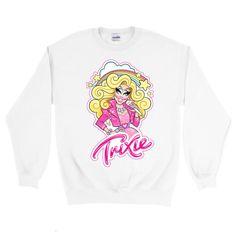 Trixie Mattel Sweatshirt TU18JN0