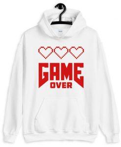 Geek Game Over Hoodie LI20AG0