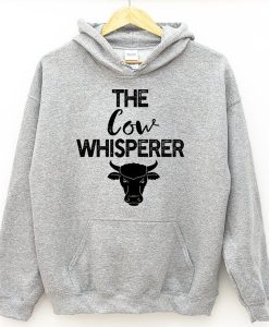 The Cow Whisperer Hoodie TA29AG0