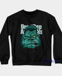 Beastpop Bloody Vintage Sweatshirt FD27N0