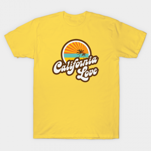 California Love Tshirt FD6N0