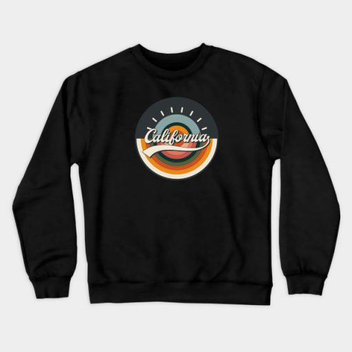 California Sweatshirt FD6N0