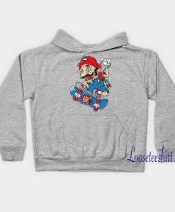 Mr Mario Skating Hoodie FD27N0