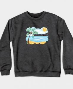 Summer Vintage Sweatshirt FD6N0