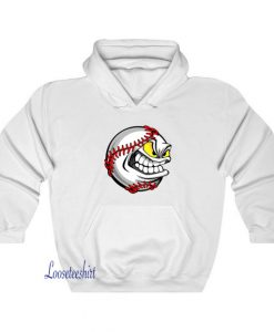 Baseball Cartoon Hoodie SA13JN1