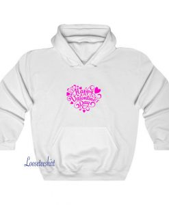 Happy Valentines Day hoodie SY14JN1