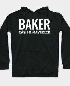 Baker Cash & Maverick Hoodie PU30MA1