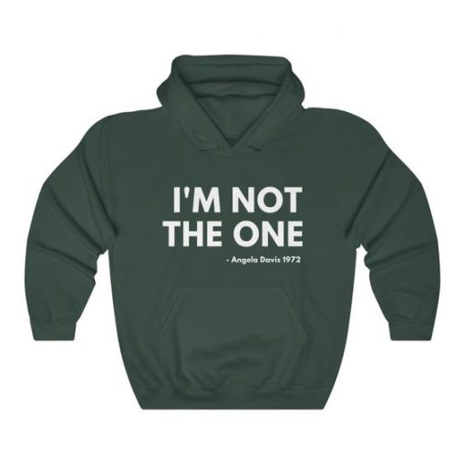 I'm Not the One Hoodie IM5A1
